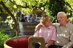 Erlebnis-Pass Senioren ab 60 Jahren
