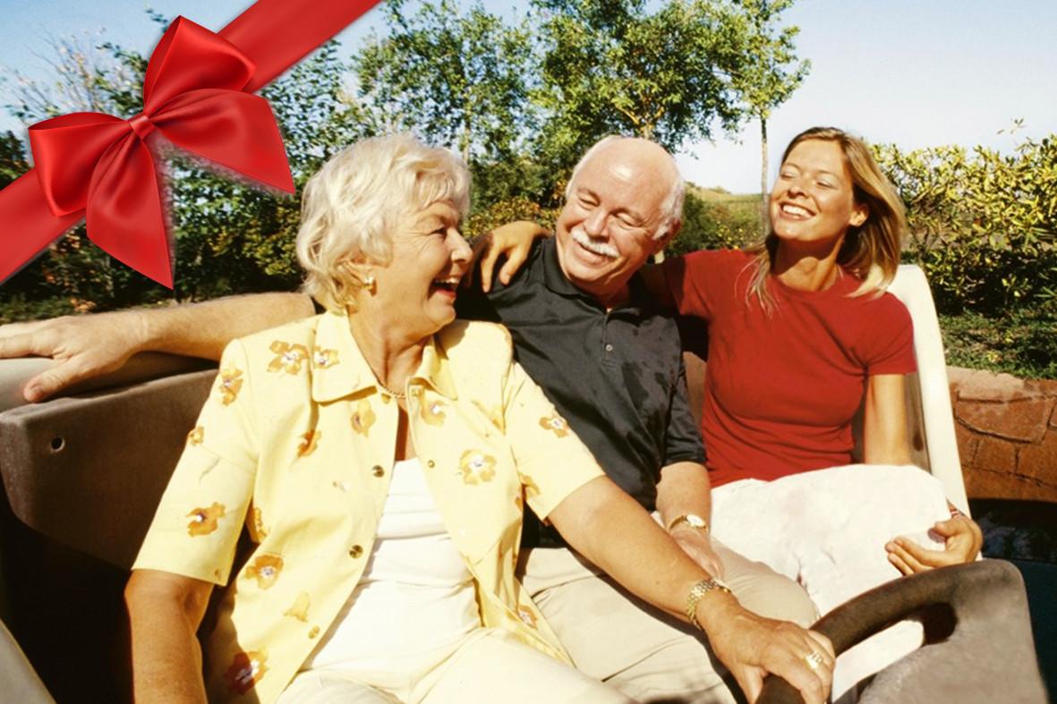 Gutschein für 2-Tages-Pass Senioren ab 60 Jahren