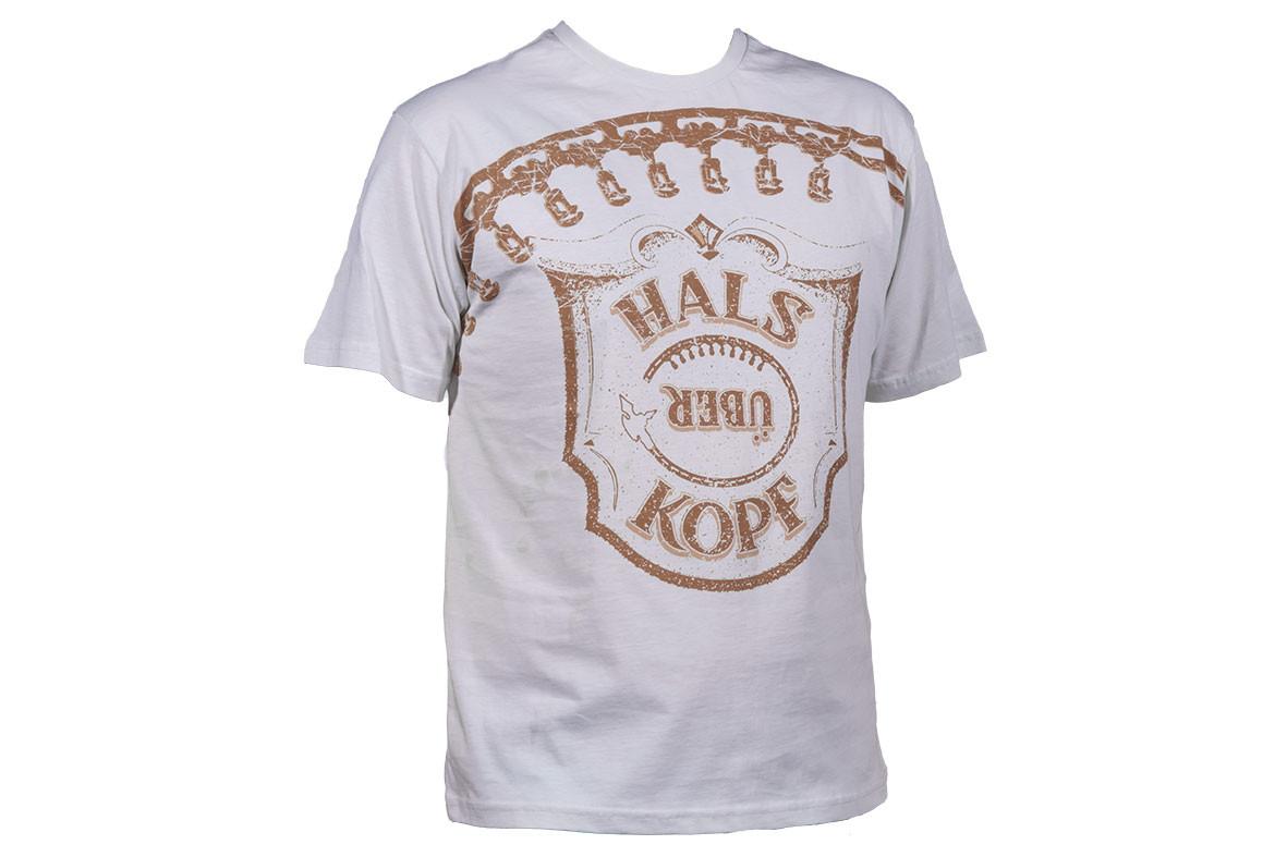 "T-Shirt ""Hals über Kopf"""