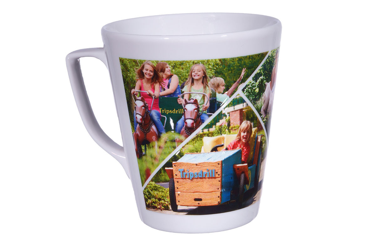 Tasse Kinder-Attraktionen Tripsdrill