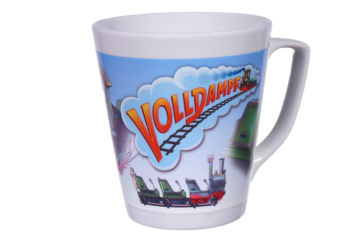 """Tasse """"Volldampf"""""""